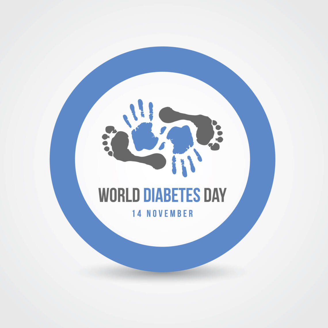 Diabétesz világnap-cukorbetegség és lábápolás